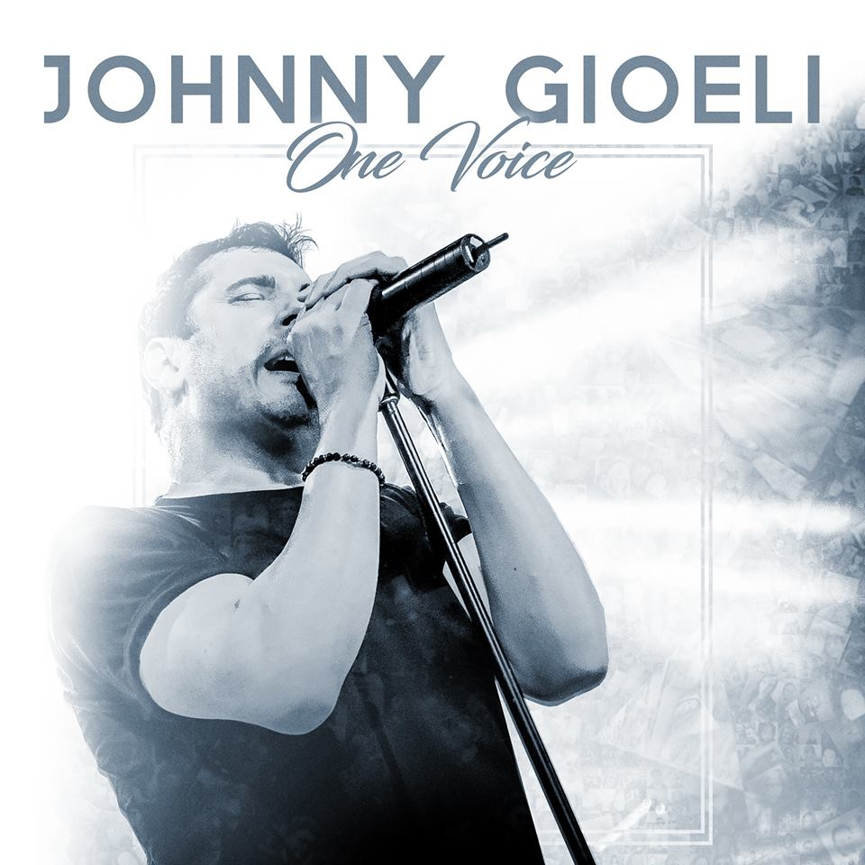 Johnny Gioeli - One Voice Cover